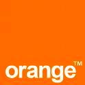 Image features Orange logo, solid orange box background, logo 'orange' in lowecase along bottom part of picture